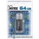USB Flash Mirex UNIT BLACK 64GB (13600-FMUUND64)