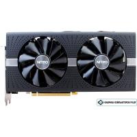 Видеокарта Sapphire Nitro+ Radeon RX 580 4GB GDDR5 [11265-07]