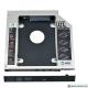 Оптибэй Optibay переходник DVD-каретки на SATA 2.5 разъем  Orient UHD-2SC12 (SATA - DVD 12,7mm)