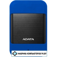 Внешний жесткий диск A-Data HD700 2TB (синий) [AHD700-2TU3-CBL]