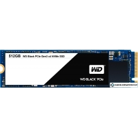 SSD WD Black PCIe 512GB [WDS512G1X0C]