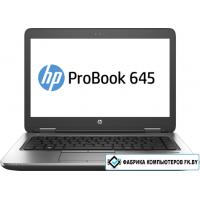 Ноутбук HP ProBook 645 G3 Z2W15EA