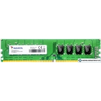 Оперативная память A-Data Premier 4GB DDR4 PC4-19200 AD4U2400J4G17-B