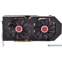 Видеокарта XFX Radeon RX 580 GTS BLK Ed. OC 8GB GDDR5 [RX-580P8DBD6]