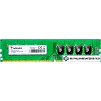 Оперативная память A-Data Premier 4GB DDR4 PC4-19200 AD4U2400W4G17-S