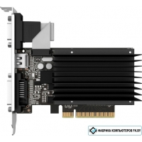 Видеокарта Palit GeForce GT 730 1GB DDR3 [NEAT730NHD06-2080H]
