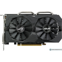 Видеокарта ASUS ROG Strix Radeon RX 560 Evo Gaming OC 4GB GDDR5