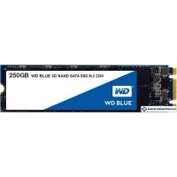 SSD WD Blue 3D NAND 500GB WDS500G2B0B