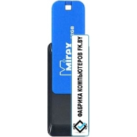USB Flash Mirex Color Blade City 16GB (синий) [13600-FMUCIB16]