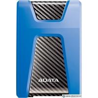 Внешний жесткий диск A-Data DashDrive Durable HD650 1TB (синий)