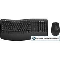 Мышь + клавиатура Microsoft Wireless Comfort Desktop 5050 [PP4-00017]