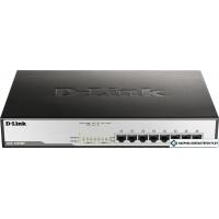 Коммутатор D-Link DGS-1008MP/A2A