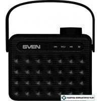 Беспроводная колонка SVEN PS-72 (черный)