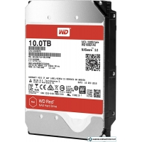 Жесткий диск WD Red 10TB WD100EFAX