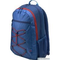 Рюкзак HP Active (красный/синий)