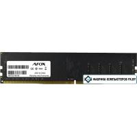 Оперативная память AFOX 16GB DDR4 PC4-19200 AFLD416ES1P