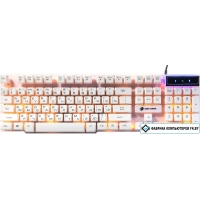 Клавиатура Dialog KGK-15U White