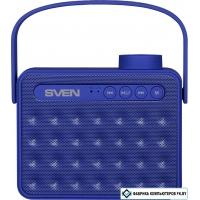 Беспроводная колонка SVEN PS-72 (синий)
