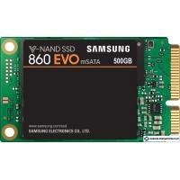 SSD Samsung 860 Evo 500GB MZ-M6E500