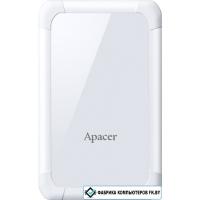 Внешний жесткий диск Apacer AC532 1TB (белый) AP1TBAC532W-1