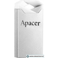 USB Flash Apacer AH111 Blue Rose 32GB (белый) AP32GAH111CR-1
