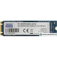 SSD GOODRAM S400U 240GB SSDPB-S400U-240-80
