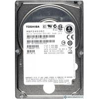 Жесткий диск Toshiba MBF2 RC 450GB (MBF2450RC)