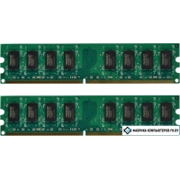 Оперативная память Patriot Signature 2x2GB KIT DDR2 PC2-6400 (PSD24G800K)