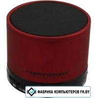 Беспроводная колонка Esperanza EP115C (красный)