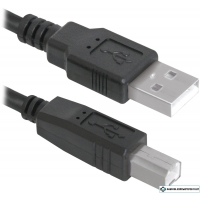 Кабель Defender USB04-17 5.0 м (для принтера) (83765)