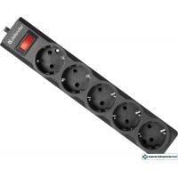 Сетевой фильтр Defender ES largo 1.8 (черный) (99497)