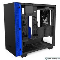 Корпус H400i Matte Black/Blue [CA-H400W-BL]