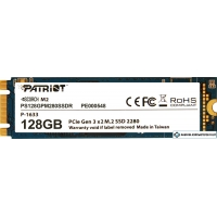 SSD Patriot Scorch M.2 128GB PS128GPM280SSDR