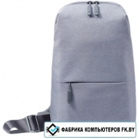 Рюкзак Xiaomi Mi Simple City Backpack ZJB4066GL (серый)