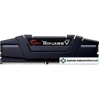 Оперативная память G.Skill Ripjaws V 2x8GB DDR4 PC4-25600 [F4-3200C16D-16GVKB]
