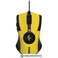 Игровая мышь Jet.A Arrow JA-GH35 (желтый)