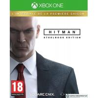 Игра Hitman. Полный первый сезон. Steelbook Edition для Xbox One