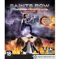 Игра Saints Row IV: Re-Elected для Xbox One