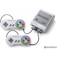 Игровая приставка Nintendo Classic Mini: SNES
