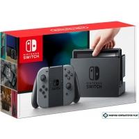Игровая приставка Nintendo Switch (с серыми Joy-Con) NSH001