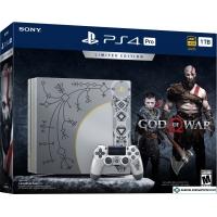 Игровая приставка Sony PlayStation 4 Pro 1TB Limited Edition God of War