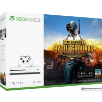 Игровая приставка Microsoft Xbox One S PlayerUnknown's Battlegrounds 1TB