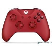 Геймпад Microsoft Xbox One (красный)