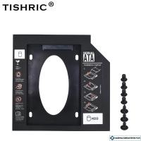 Оптибэй Optibay переходник DVD-каретки на SATA 2.5 разъем TISHRIC Optibay (SATA 3.0, 9.5 мм)