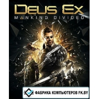 Компьютерная игра PC Deus Ex: Mankind Divided