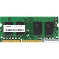 Оперативная память A-Data Premier 4GB DDR4 SODIMM PC4-19200 AD4S2400J4G17-B