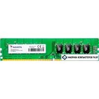Оперативная память A-Data Premier 4GB DDR4 PC4-19200 AD4U2400J4G17-R