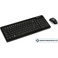 Мышь + клавиатура Canyon CNS-HSETW3