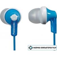 Наушники Panasonic RP-HJE120 Blue