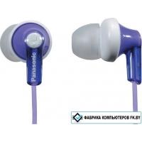 Наушники Panasonic RP-HJE120 Purple